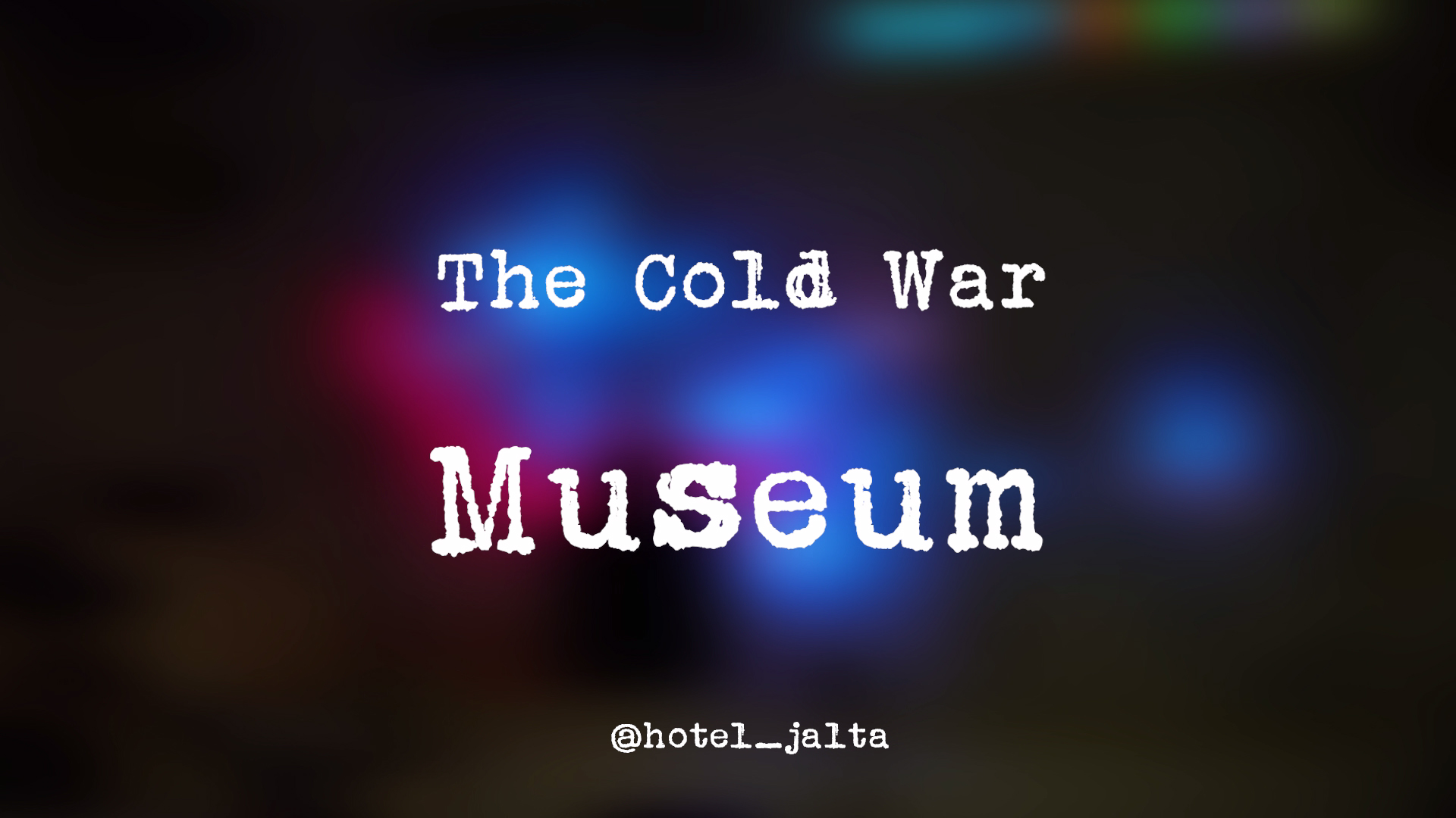 01-The Cold War Museum